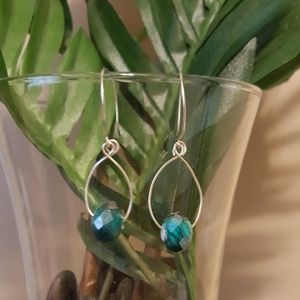 Turquoise/Blue Earrings